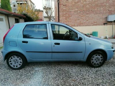 usata Fiat Punto 2ª serie gpl 1999