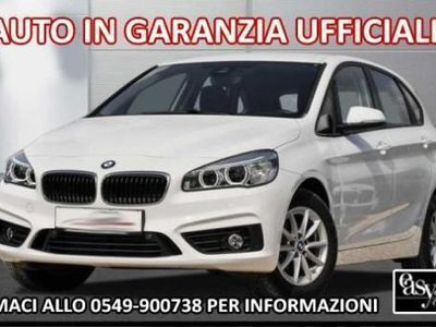 używany BMW 218 Active Tourer d NAVI LED CRUISE CONTROL