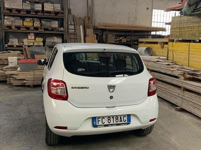 usata Dacia Sandero 1.5 dci 75 cv