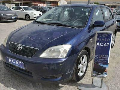 begagnad Toyota Corolla 1.16V 5 porte del 2003 usata a Siracusa