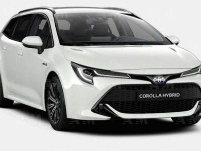 usata Toyota Corolla Touring Sports Touring Sports 2.0 Hybrid Lounge nuova a Roma