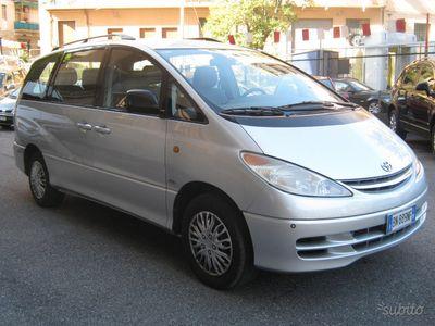 usata Toyota Previa 2.0 tdi 7posti autoemilia
