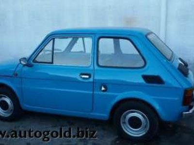 usata Fiat 126 Valuto permute Montecatini Terme