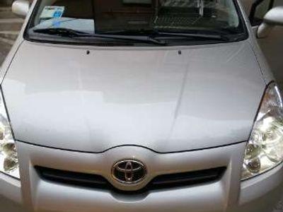 brugt Toyota Corolla Verso 2.2 16V D-4D