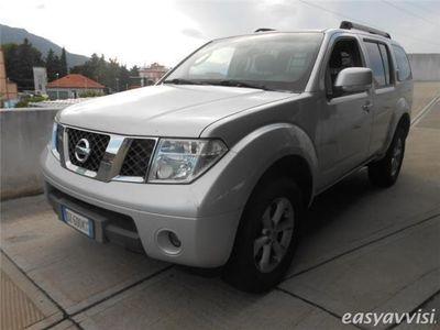 używany Nissan Pathfinder 2.5 dCi Sport AUTOMATICO - NAVI + TELECAMERA