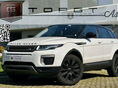 usata Land Rover Range Rover evoque ED4 2.0 150cv PURE, EURO 6B, UFF. ITALIANA, FATTURE SERVICE, NAVI, RETRO, 19″, PERMUTE