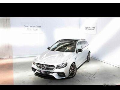 usata Mercedes E63 AMG CLA sse E (W213)S.W. 4Ma