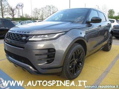 usata Land Rover Range Rover 2.0D I4 180 CV AWD Auto R-Dynamic #balckpack Spinea