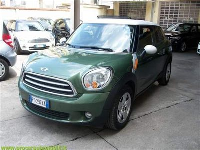 brugt Mini Cooper D Paceman 2.0 business automatica tetto