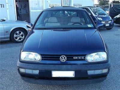 usata VW Golf Cabriolet 2.0 cat Avantgarde