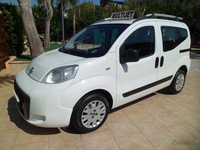 usata Fiat Qubo 1.3 multijet 75cv km121000 anno 09