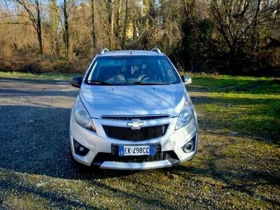 usata Chevrolet Spark - 2011 Gpl