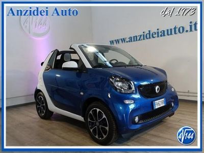 usata Smart ForTwo Cabrio 70 1.0 Twinamic Passion Navi