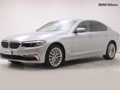 gebraucht BMW 520 d xDrive Luxury