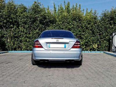 usata Mercedes CL500 OTTIMO STATO