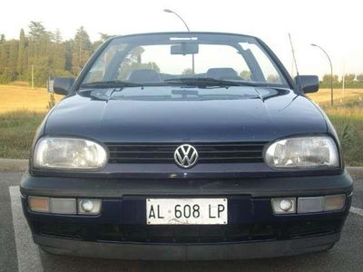 gebraucht VW Golf Cabriolet 1.6 cat Classic