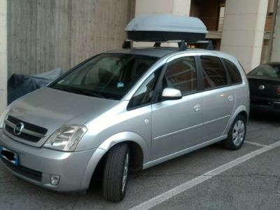 gebraucht Opel Meriva 1ª s. COSMO 1.7 CDTI - 2004