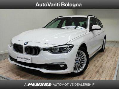 usata BMW 316 Serie 3 d Touring Luxury