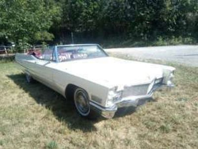 usata Cadillac Deville cabriolet Benzina