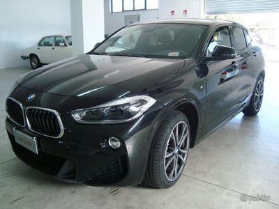 usata BMW X2 18d SDRIVE MSPORT ufficiale ita unipro