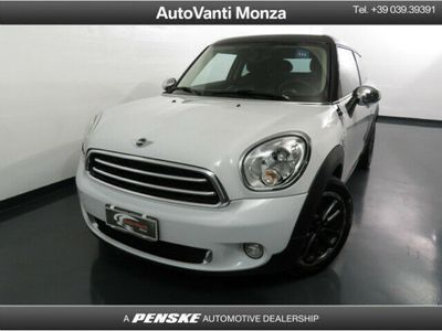 used Mini Cooper D Paceman Paceman 2.0 Automatica