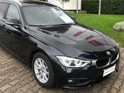usata BMW 316 Serie 3 Touring d Business Advantage del 2016 usata a Matera