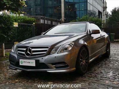 usata Mercedes 350 Classe E - A/C 207 E cabriocdi BE auto