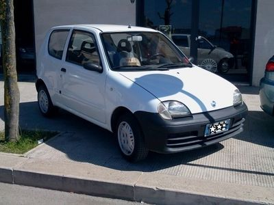 gebraucht Fiat Seicento 1.1i cat Clima Coupe'