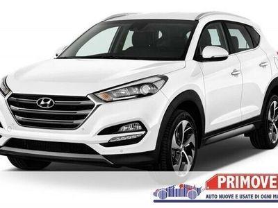 usata Hyundai Tucson FL 1.6 T s & s 4WD 7AT P.dach Navi aria condiziona