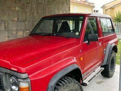 usata Nissan Patrol GR 2ª serie - 1991