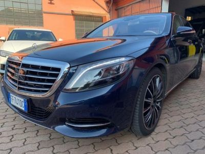 usata Mercedes S350 d Maximum Lunga ´´UNICOPROPRIETARIO´´ Diesel