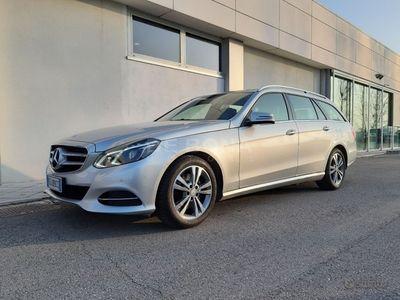 usata Mercedes 250 Classe E SWBT Premium 4matic auto E6