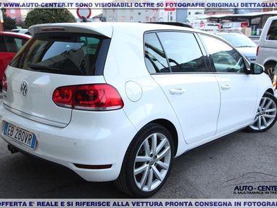 gebraucht VW Golf GTD 5p 2.0 TDI 170CV UNIPRO Tetto Xenon Navi