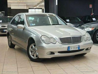 usata Mercedes C200 C 200CDI Elegance