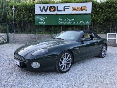 usata Aston Martin Vantage DBVolante