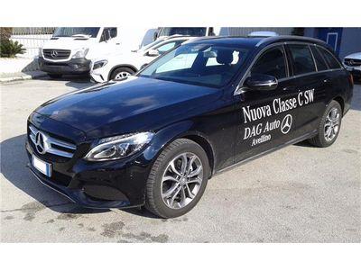 usata Mercedes C200 d S.W. Automatic Sport