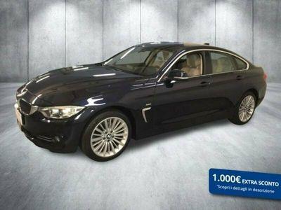 usata BMW 420 Gran Coupé SERIE 4 GRAN COUPE d xdrive Luxury auto my15