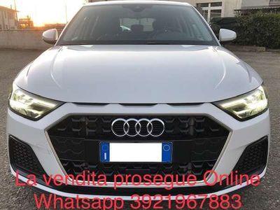 usata Audi A1 SPB 30 TFSI Admired-Fari Full LED-Virtual-Carplay