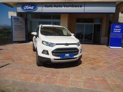 usado Ford Ecosport 1.5 TDCi 95 CV Titanium rif. 11346062