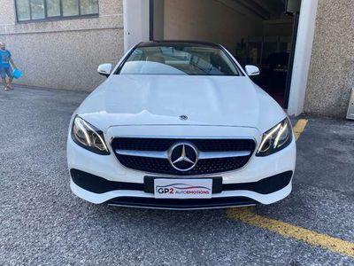 usata Mercedes E220 4Matic Premium UNICO PROPRIETARIO! COME NUOVA!