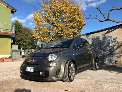 usata Abarth 500 1.4 Turbo T-Jet Custom