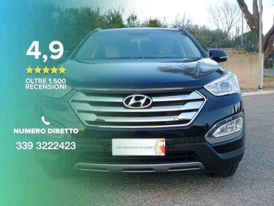 used Hyundai Santa Fe 2.0 CRDi 2WD Comfort Plus + garanzia 12 mesi