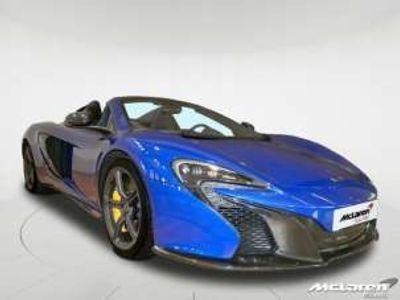 usata McLaren 650S spider 3.8l v8- milano -list price 342.380 benzina