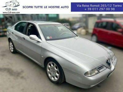 usata Alfa Romeo 166 3.0i V6 24V cat Super Distinctive GPL
