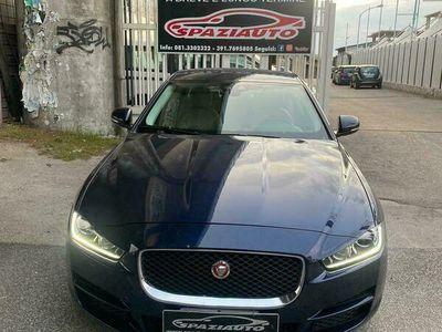 usata Jaguar XE XE 2.0 D Turbo 180 CV aut. Prestige