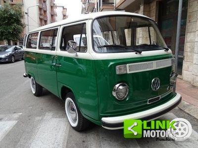 usata VW T2 De Luxe 1973