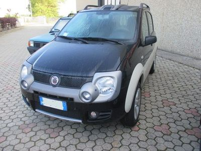 second-hand Fiat Panda Cross 1.3 mjt 16v 4x4 diesel