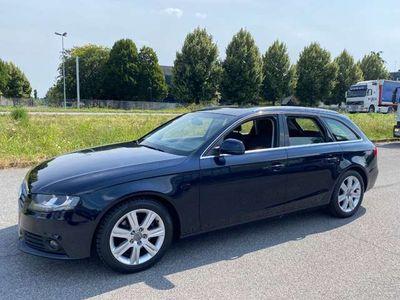 usata Audi A4 Avant 2.0 TDI 143CV F.AP. multitronic*NAVI*CERCHI