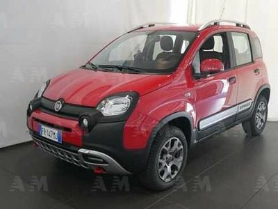 usata Fiat Panda Cross 1.3 MJT 95 CV S&S 4x4 del 2018 usata a Genova
