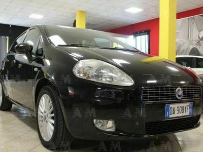 usata Fiat Grande Punto 1.3 MJT 5 porte UNICO PROP. Km CERTIFICATI